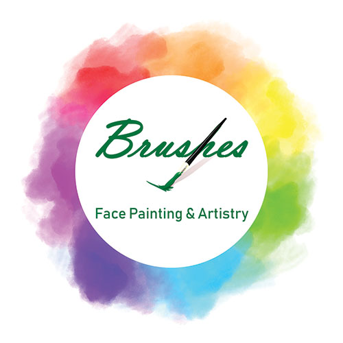 Brushes Face Painting